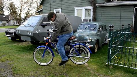 Motorized For Sale by Schwinn Whizzer Motorized Bicycle For Sale