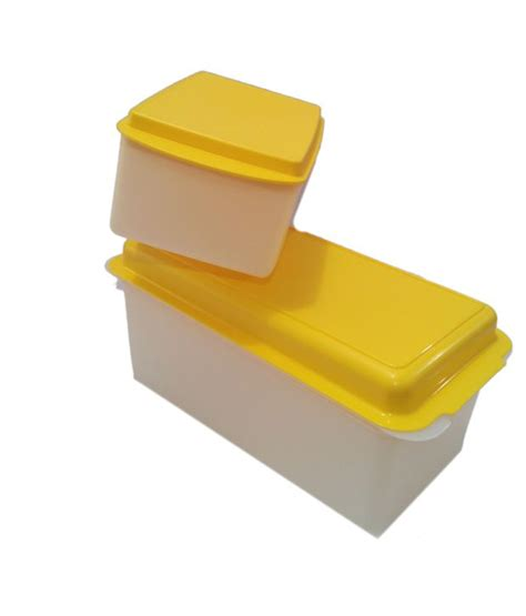 Bread N Budy tupperware bread server and expression butter buddy