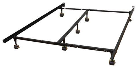 heavy duty king size bed frames universal heavy duty adjustable king