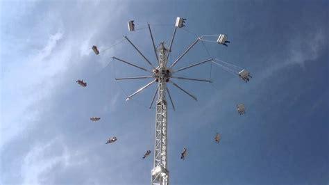 stratosphere swing ride stratosphere swing ride at minnesota state fair 9 2 12