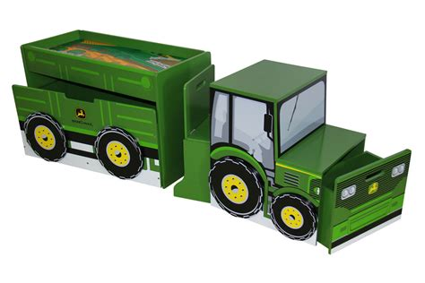 Waterford Bedding Sets John Deere Tractor Toy Box Set At Gardner White