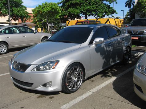 modified lexus is 350 lexus is 350 custom wheels series gtc01 19x8 5 et 22