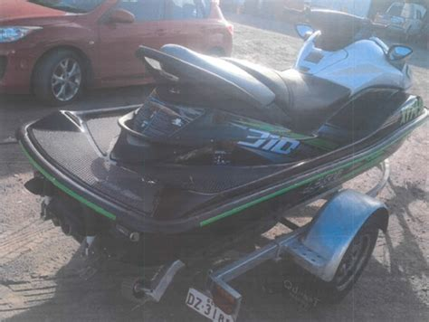 vehicle trailer jetski and copper wire stolen from