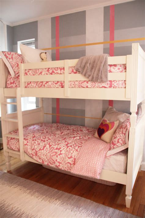 bump beds for girls room for two a look into harlan and avery s big girl room