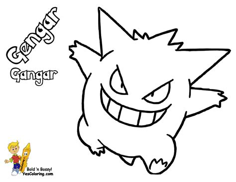pokemon coloring pages of gastly smooth pokemon coloring book pages gastly seadra