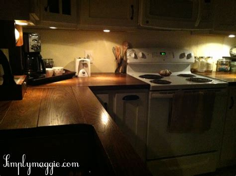 diy wide plank wood countertops diy wide plank butcher block counter tops simplymaggie
