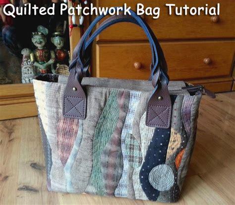 Patchwork Bag Patterns Free - patchwork bag pattern quilt diy