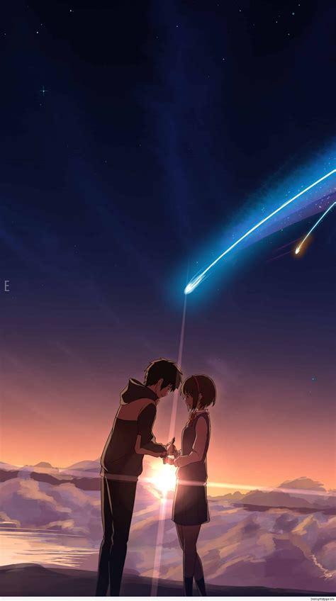 kimi  nawa wallpaper iphone filmes de anime animes