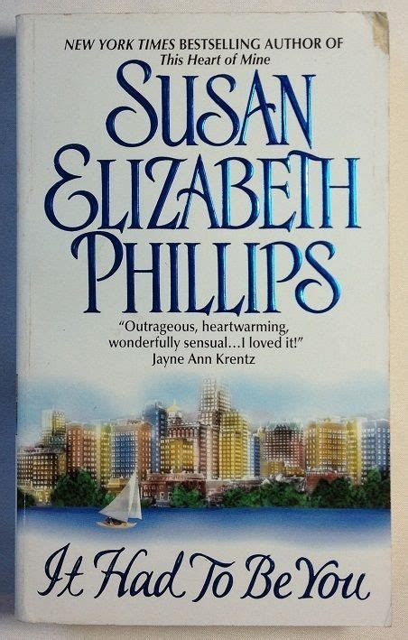 Novel Gagasmedia Susan Elizabeth Phillips It Had To Be You 40 Best Images About Susan Elizabeth Phillips On