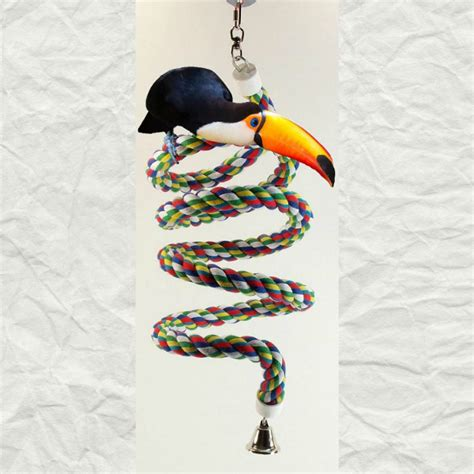 bungee cord swing bungee boing swing and parrot perch extra large 97
