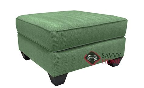 stanton ottoman 664 fabric ottoman by stanton is fully customizable by you