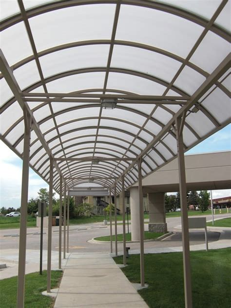 Metal Canopy Metal Canopy Roof Rainwear