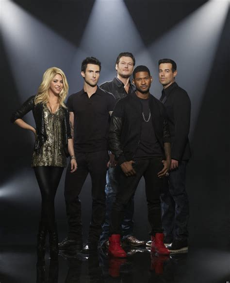 the vocal couch the voice new coaches and season 4 talent preview