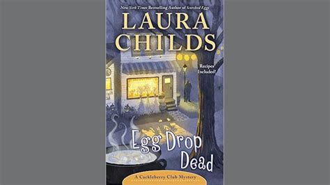 egg drop dead a cackleberry club mystery books book review of egg drop dead by childs terry ambrose