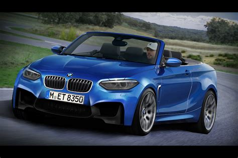 Bmw M2 Convertible Renderings Bmw M2 Convertible
