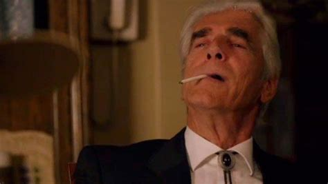 justified the trash and the snake tv episode 2015 sam elliot cigarette meeting justified season 6 ep 4