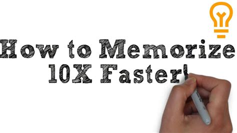 Great Tips On How To How To Memorize Fast And Easily