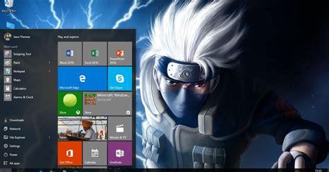 download naruto themes for windows 10 hatake kakashi theme for windows 7 8 and 10 save themes