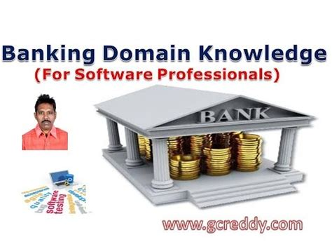 banking domain knowledge  software professionals youtube