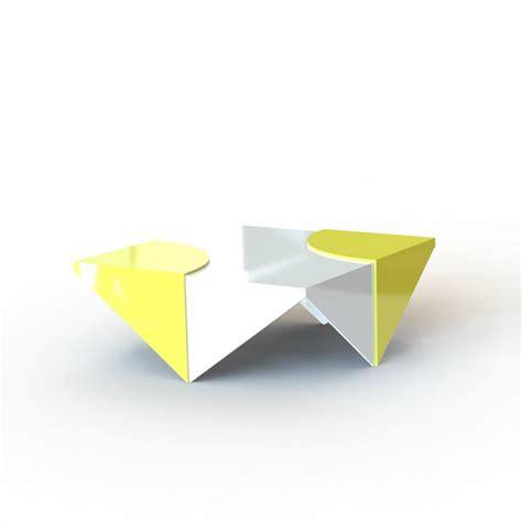 Origami Furniture Design - origami furniture by ilana selezneb at coroflot