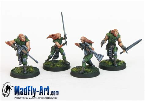 how to paint infinity miniatures infinity miniatures by madfly miniatures infinity