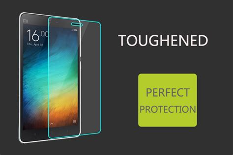 Xiaomi Mi 4c Tempered Glass Screen Guard acquista pellicola per xiaomi mi4i e mi4c
