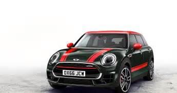 Who Is Mini Cooper Made By The 2017 Mini Cooper Works Clubman Makes Its