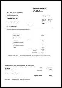 Invoice Template Nz Invoice Templates