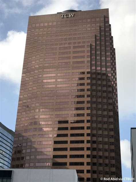 tcw tower  skyscraper center