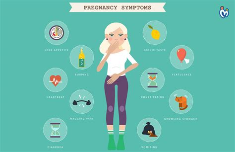 early symptoms  pregnancy mamypoko india blog