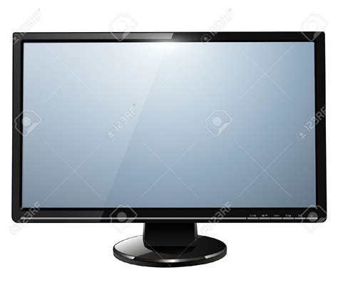 Monitor Tv tv monitor clipart 31