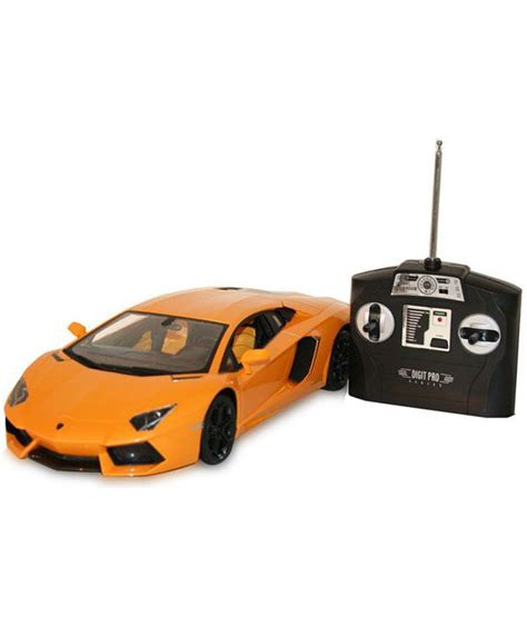 Orange Lamborghini Remote Car Bugstoon Remote Lamborghini Mur Car Orange Buy