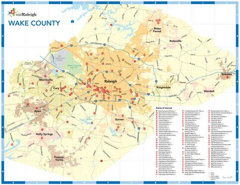 raleigh durham carolina map raleigh n c maps downtown raleigh map