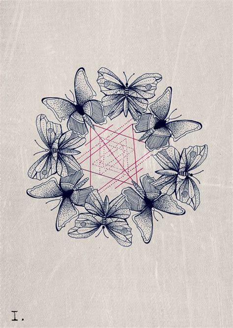 tattoo butterfly geometric pinterest the world s catalog of ideas
