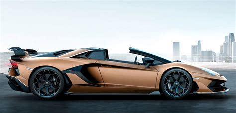 lamborghini aventador svj roadster roof lamborghini removes the roof of the aventador svj and no more