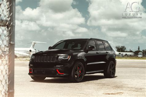 jeep srt rims ag luxury wheels jeep grand cherokee srt forged wheels