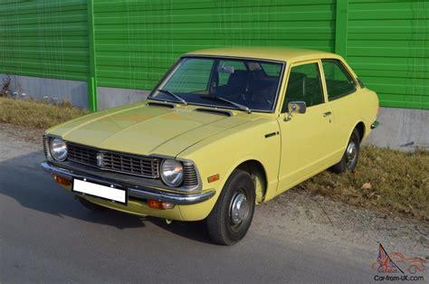 toyota old classic toyota corolla lhd ke 20 1976