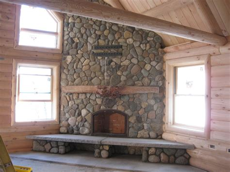 flagstone fireplace interior stone wall fireplace prefab fieldstone fireplaces