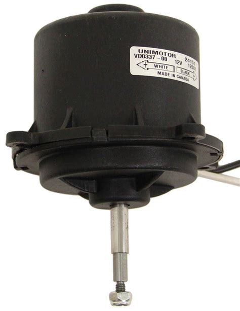 Replacement 12 Volt Fan Motor For Ventline Northern Breeze