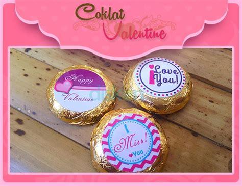 Cetakan Coklat Koin Plakat Diskon diskon valentines chocolate coins yogyakarta jagonya diskon indonesia