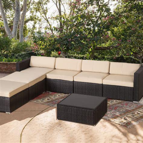 buy suncrown outdoor patio furniture set  piece set