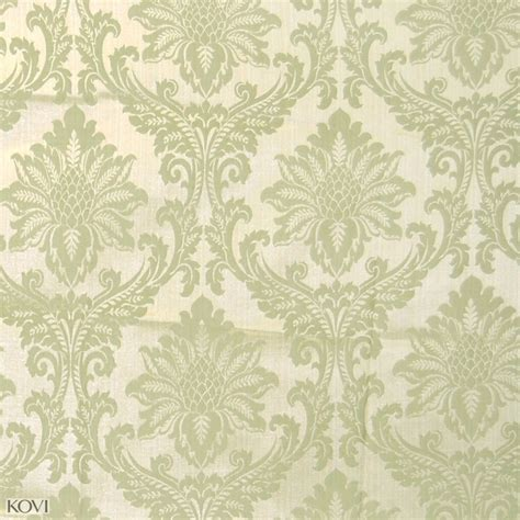green damask upholstery fabric celery green damask cotton upholstery fabric