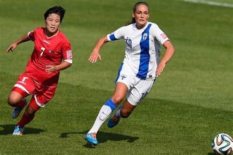 Kaus Negara Korea by Satu Harapan Piala Dunia Putri U 20 Korea Utara