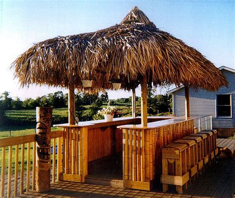 Tiki Bar Hut For by 1000 Images About Tiki Bar Ideas On Pools
