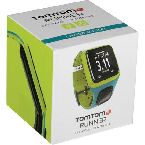 tomtom runner limited edition tomtom runner limited edition gps sports 1rr0 001 09 b h
