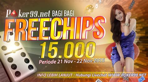 kabar gembira bagi bagi chip gratis  deposit informasi terupdate