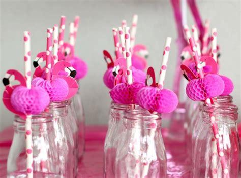 Eva s pink flamingo birthday party my poppet living