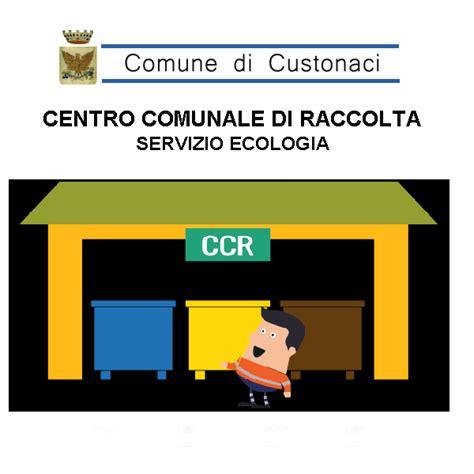 ufficio ambiente comune di custonaci
