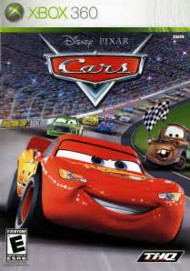 disney pixar cars xbox 360 front cover images frompo