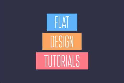tutorial flat design web what is flat design dom gaulton design